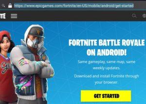 Téléchargez Fortnite Mobile sur Android