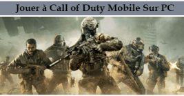 COD Mobile sur pc